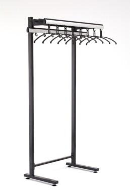 Gardelux Allure -Type 10 enkelzijdig op frame