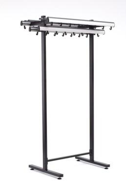 Gardelux Allure -Type 6 dubbelzijdig op frame